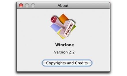 [쿨맥웨어] WinClone, 부트캠프, 볼륨 이미지 백업/복구 유틸리티