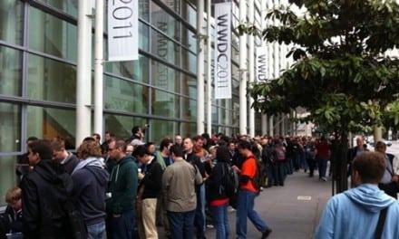 [포토노트] WWDC 2011 현장 사진 모음, 끝 없는 줄!