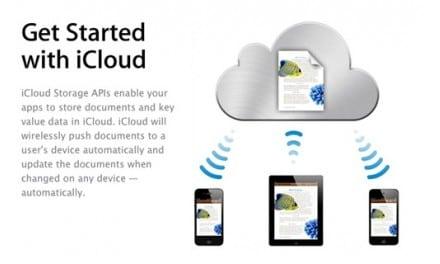 [애플노트] iCloud 서비스 내용 요약, 실제 KTF 아이폰 3GS 와 윈도에서 설정한 스샷 포함
