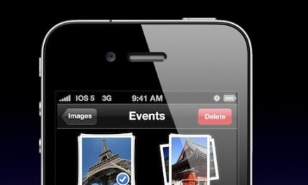 [포토노트] 가능성 높은 iOS5 의 컨셉트 이미지 모음