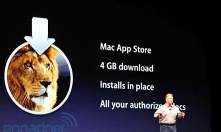 [Mac 노트] Mac OS X 10.7 Lion, WWDC 2011 발표 내용 총정리, 키노트 사진 모음