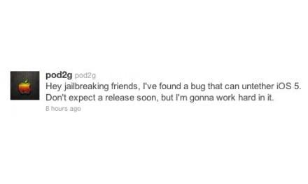 [iOS] 완탈 관련 최신 뉴스, iOS5 버그 발견