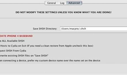 [iOS] TidyUmbrella 기본 사용 방법과 복원/DFU 모드 진입 및 해제 방법