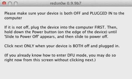 [가이드] iOS 5.0.1 정식 버전 탈옥 가이드