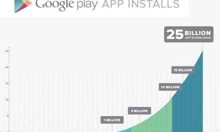 구글 안드로이드 앱 250억회 다운로드 돌파, 유명앱 25센트에 일시 할인 판매