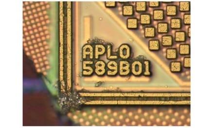아이폰5에 내장된 A6 프로세서 테어다운, 삼성의 32nm HKMG 공정으로 생산.