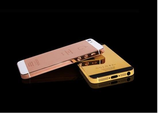 24 karate gold iPhone 5 1 FSMdotCOM