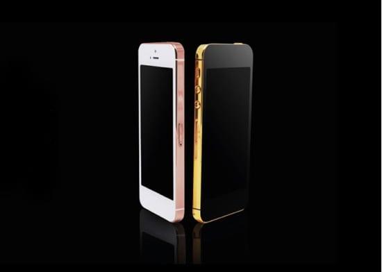 24 karate gold iPhone 5 2 FSMdotCOM