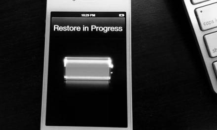 iOS7 베타, iOS6 백업/복원 호환, 만료일 문제 정리
