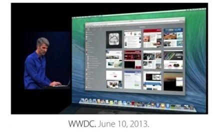애플 WWDC 2013 키노트 및 새로운 TV 광고 다시 보기