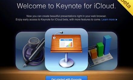 iWorks for iCloud 미리 보기