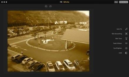 OS X 10.11 엘 캐피탄 '사진' 앱의 외부 확장 프로그램 지원 앱 소개