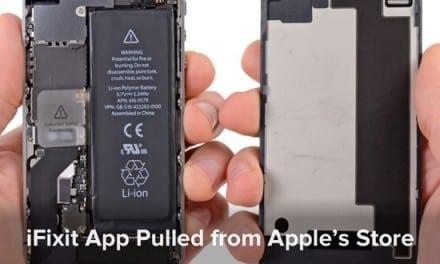 애플 제품 분해 및 사설 수리업체 iFixit, 애플 계정 정지