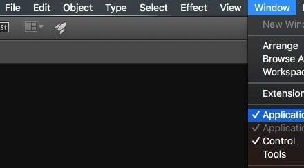 [Q&A] 맥 어도비 CC 처음 실행했을 때 초기 화면이 뻥 뚫린것 해결방법