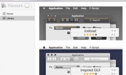 [Q&A] 애플 맥북 프로 OS X 테마 변경 방법