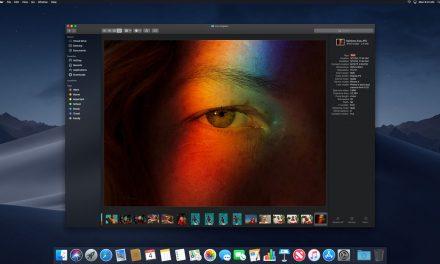 [비디오] macOS 10.14 모하비(Mojave) 설치 및 둘러보기