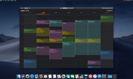 macOS 10.14 모하비(Mojave) – 새로운 기능